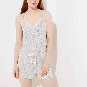 LOFT pajama set